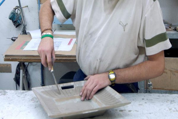 sculptor David Marshall prototipes