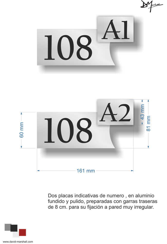 Boceto Madroñal Residence 108 A1 - 108 A2