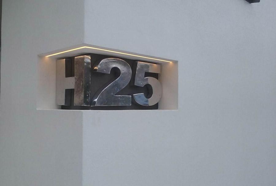 Cliente Zagaleta - Letras Aluminio Iluminadas H25