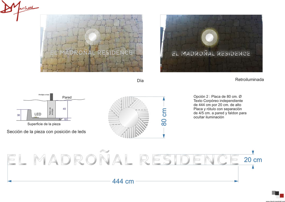 Presentación El Madroñal Residence