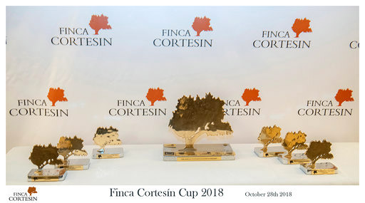 Trofeos Finca Cortesin 2018