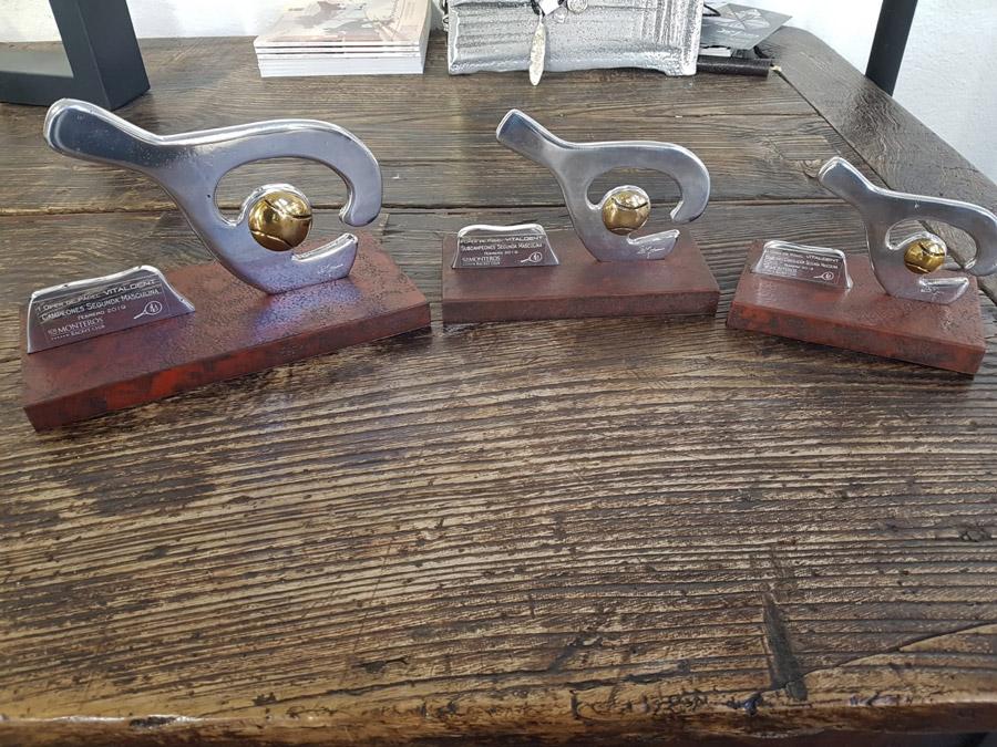 Trofeos Padel Los Monteros - Vitaldent
