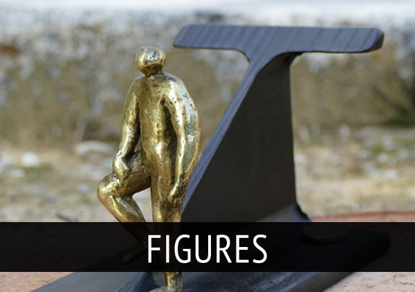 david_marshall_Sculpture_Figures