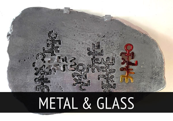 david_marshall_Sculpture_Metal-Glass