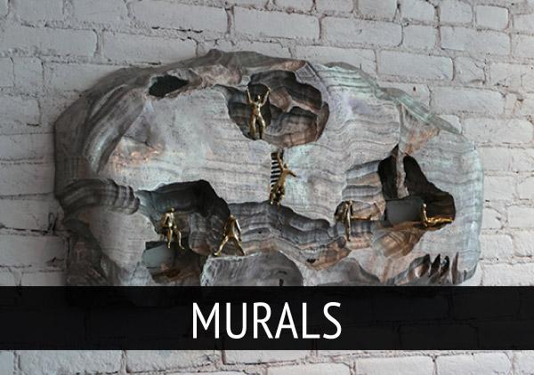 david_marshall_Sculpture_Murals