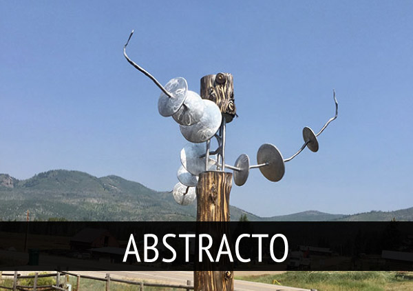 david marshall esculturas Abstracto
