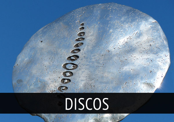 david_marshall_esculturas_Discos