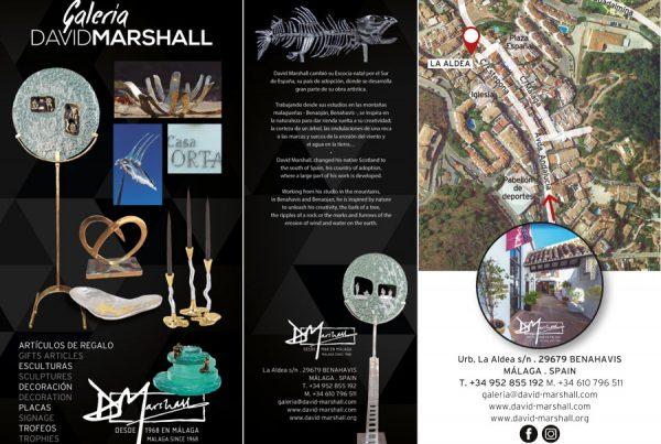 nuevo flyer David Marshall