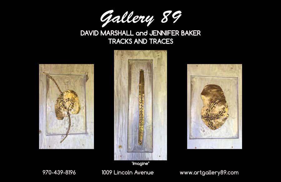 En septiembre, próxima exposición de David Marshall en Gallery 89, Colorado