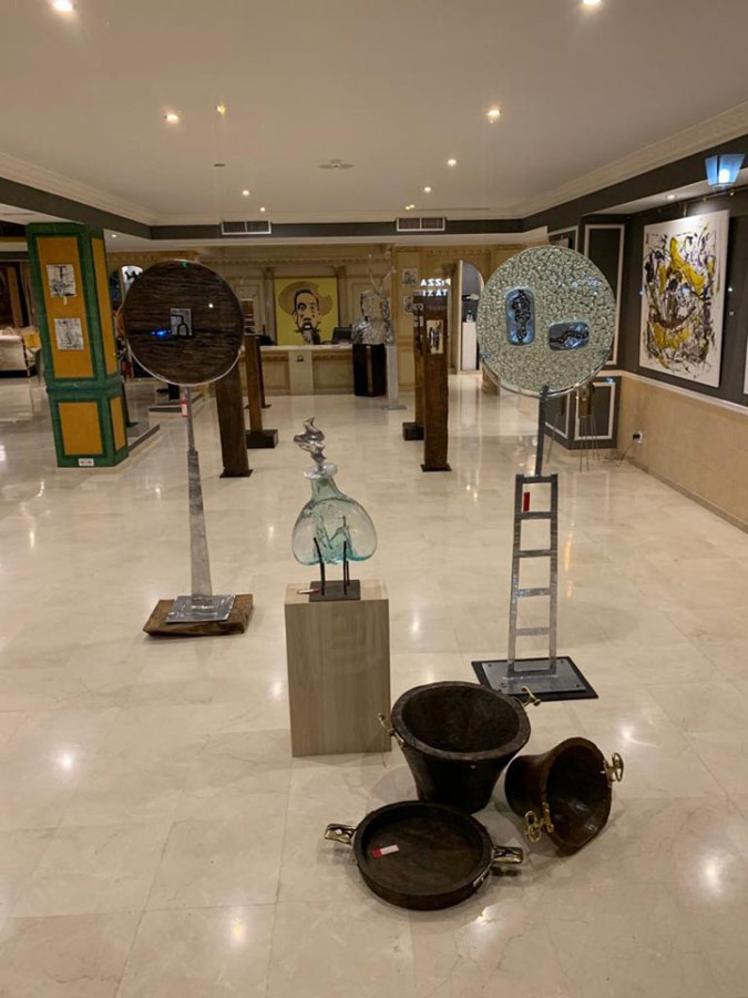 Nueva galería de David Marshall en Estepona!!